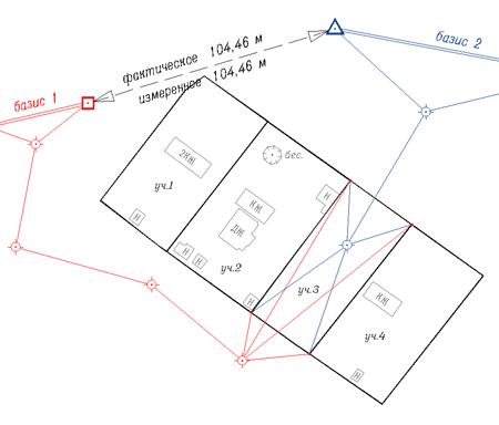 Дежурная кадастровая карта